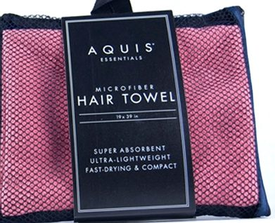Microfiber towel packaging design