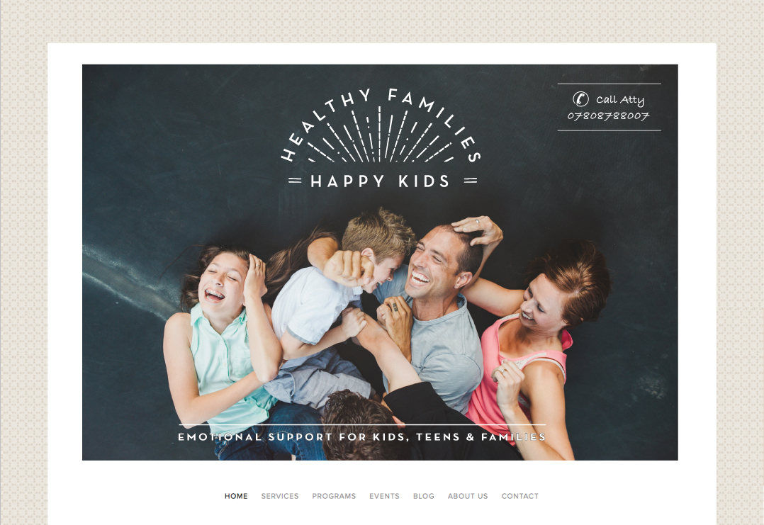 Happy Families Logo