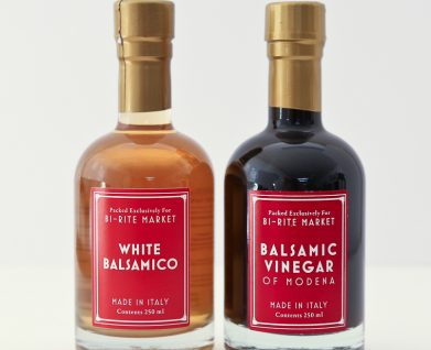 packaging and label design for local San Francisco food and beverage, private label olive oil and balsamic vinegar