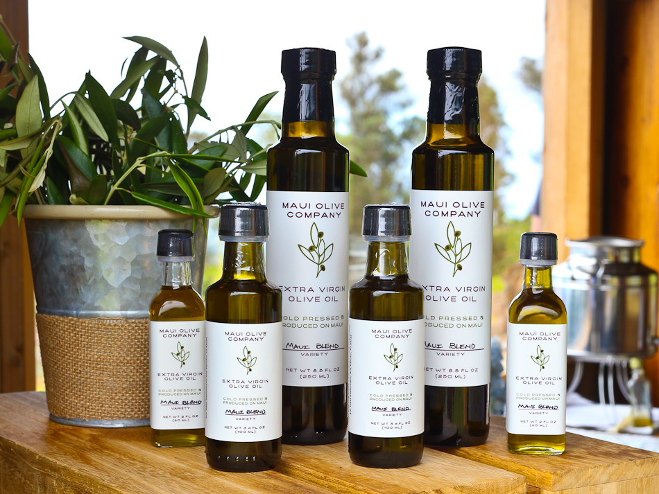 design for olive oil label, food and beverage packaging