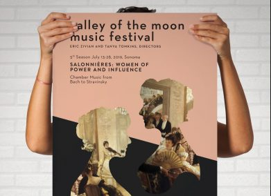Valley of the Moon 2019 poster