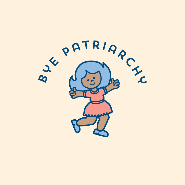 Smash the Patriarchy graphic