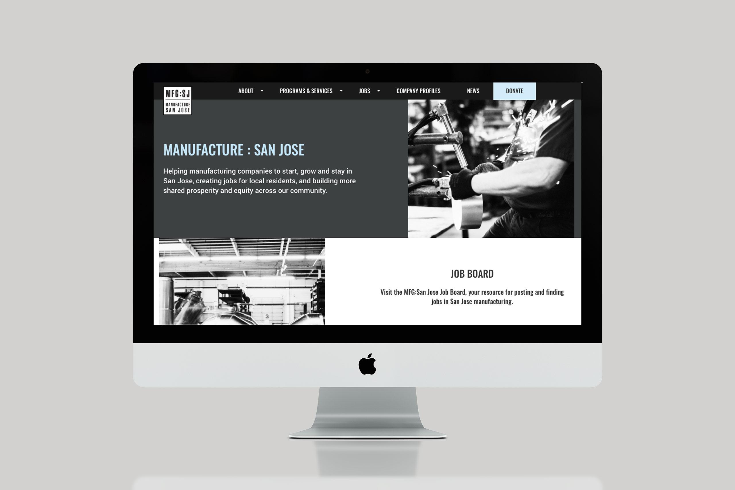 Manufacture San Jose Mfg Sj Arin Fishkin Graphic Design