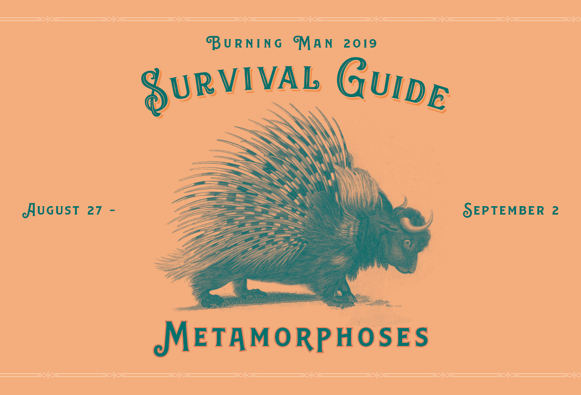 Burning Man Survival Guide 2019