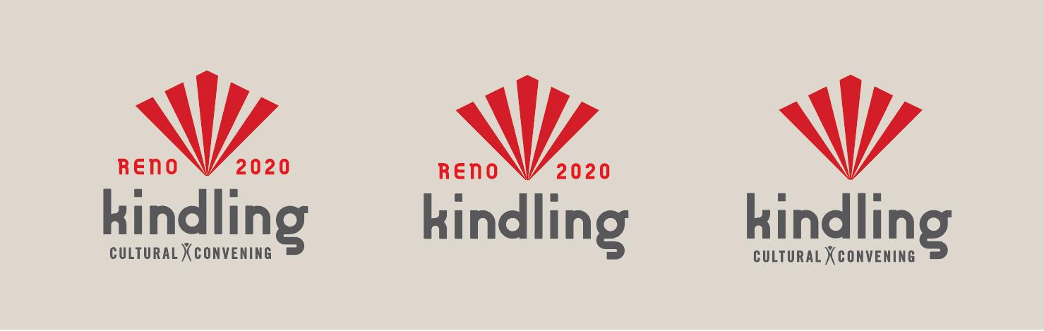 Burnign Man Kindling Logo
