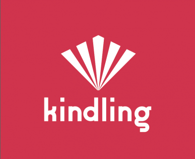 Burning Man Kindling Logo