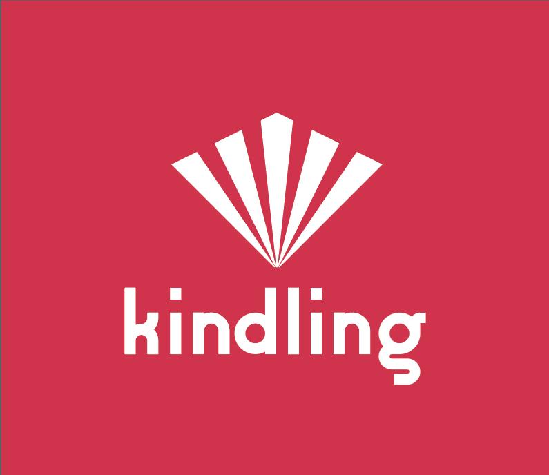 Burning Man Kindling Logo