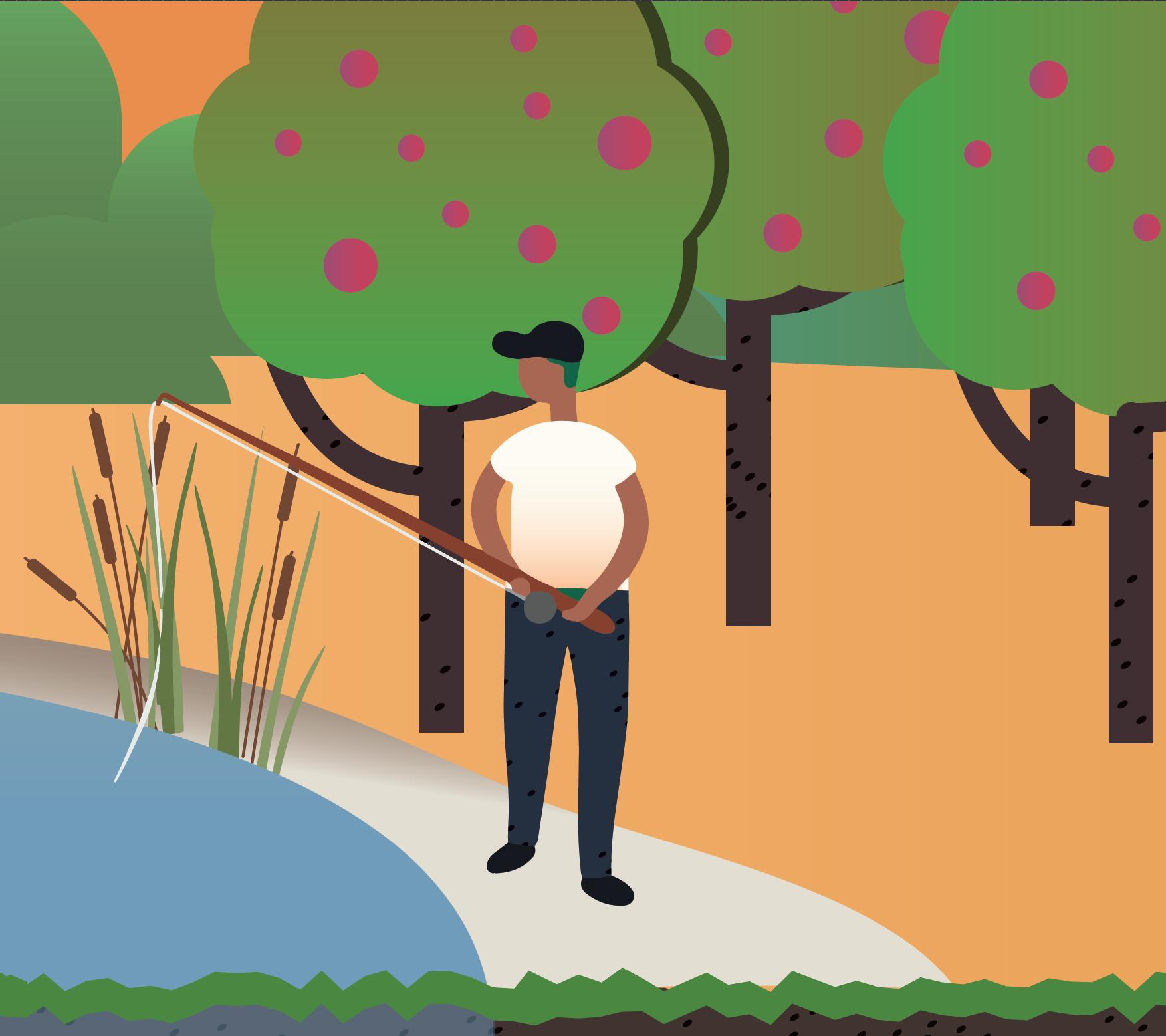 California Groundwater Illustration