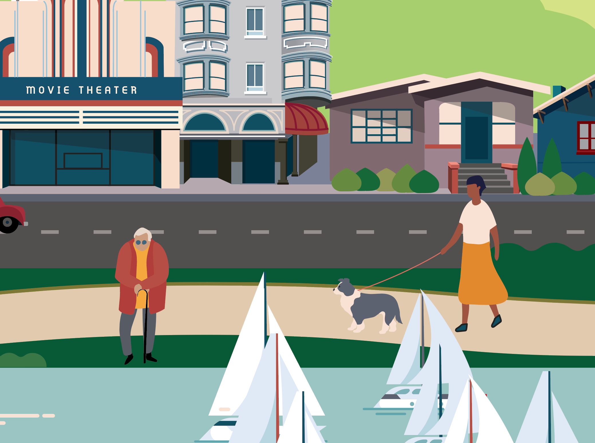 Berkeley Illustration