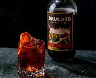 Brucato Amaro design